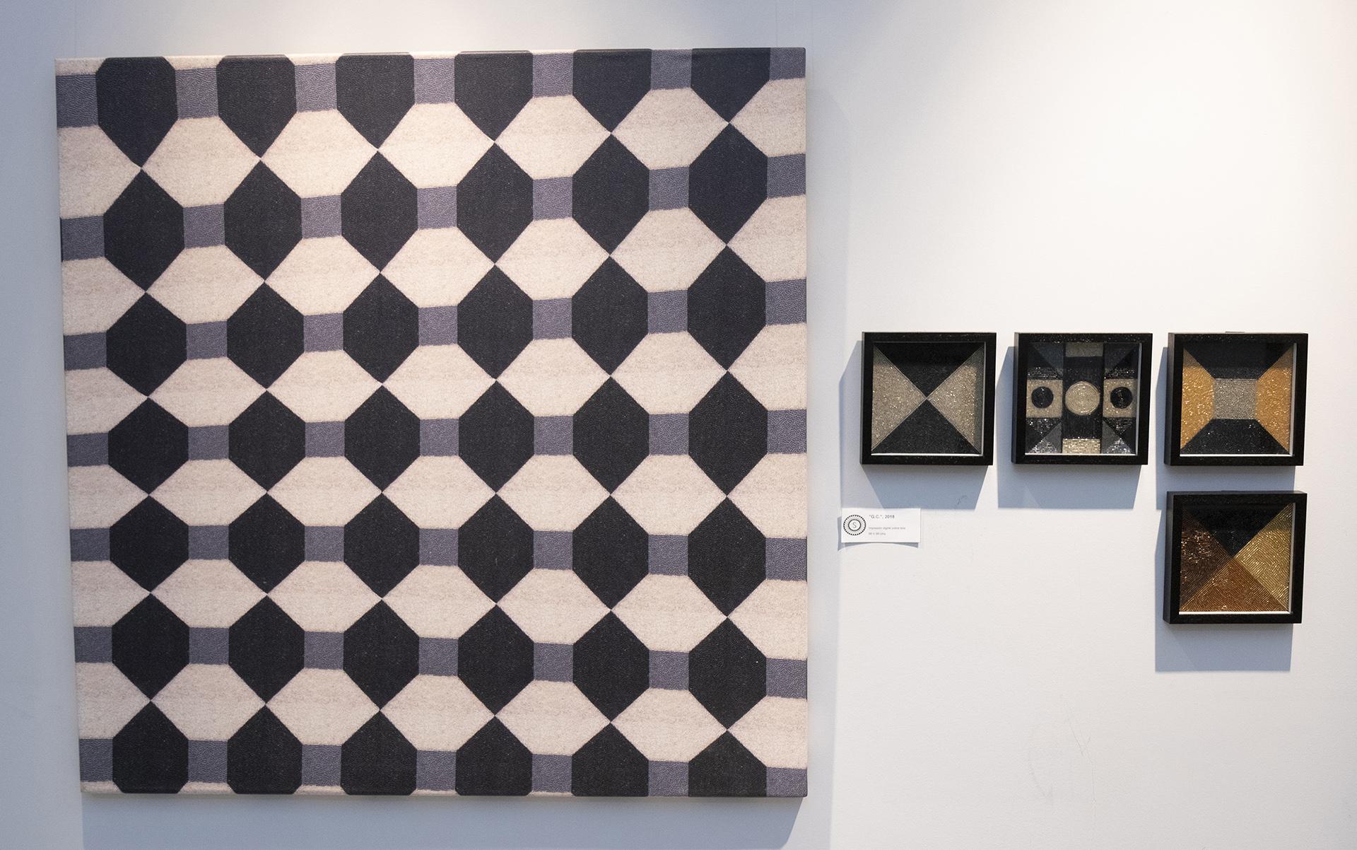 """La muestra """"Amor Infiniti"""" se expone en Sileo Gallery, en Azcuénaga 1968"""