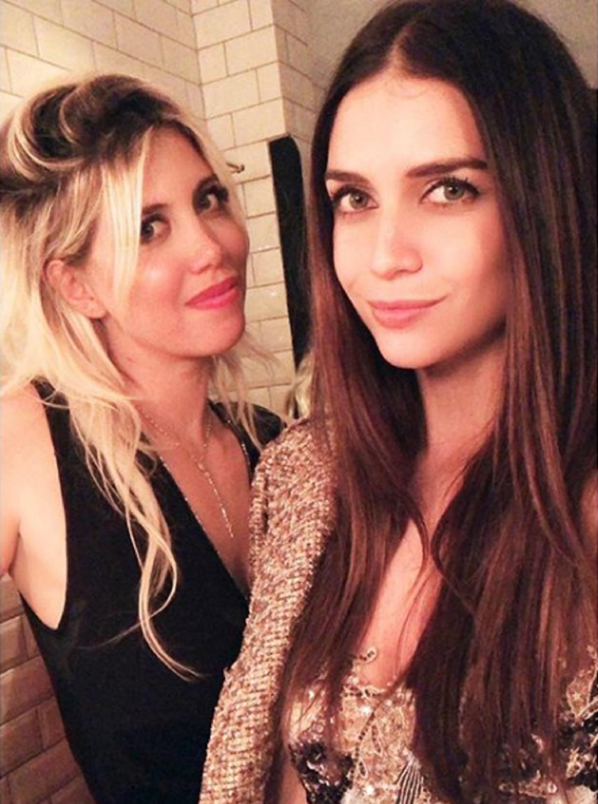 Hermanas inseparables: a pesar de los reproches en las redes, Wanda y Zaira tienen una excelente relación