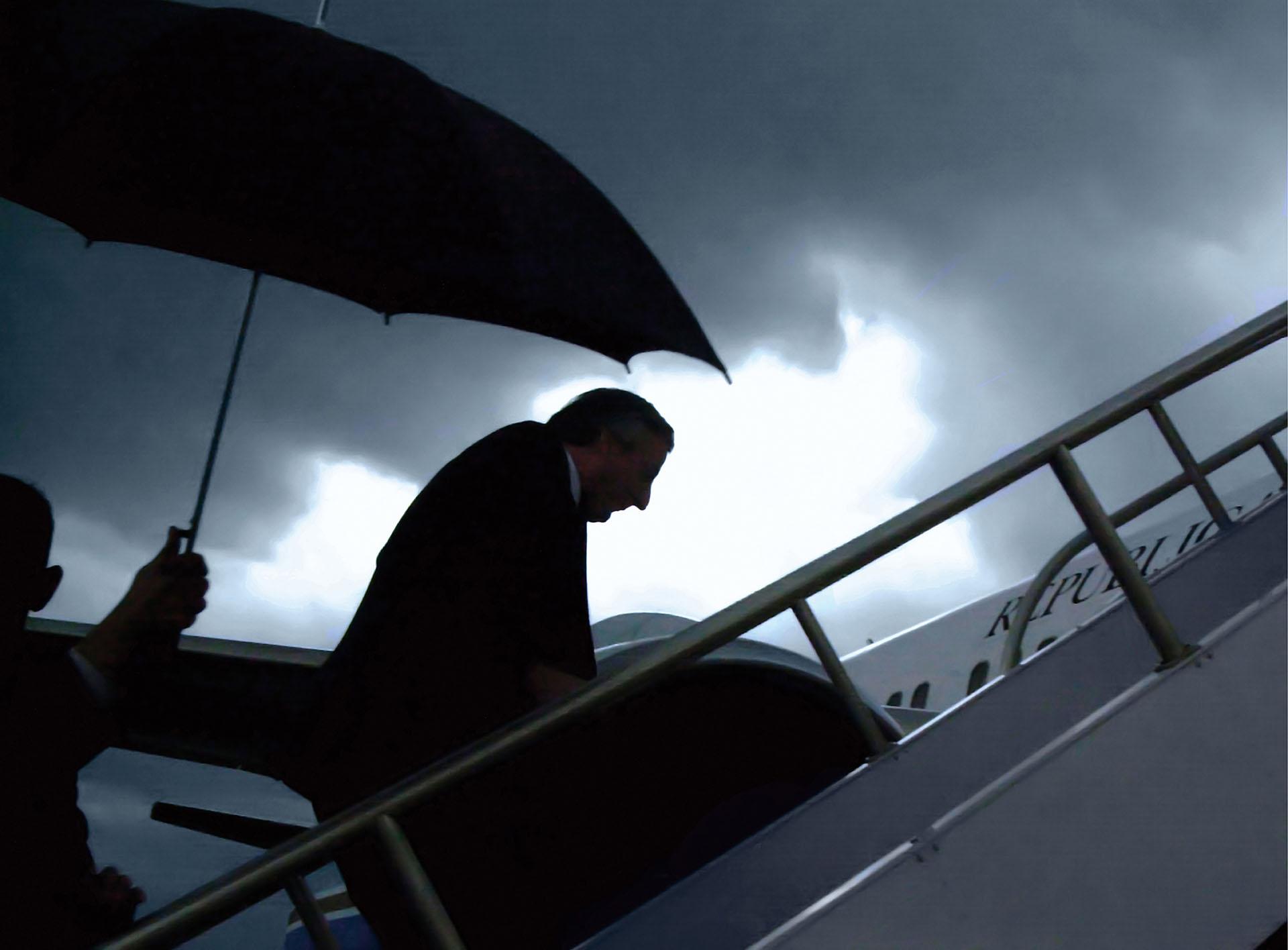 Nestor Kirchner – Contraluz
