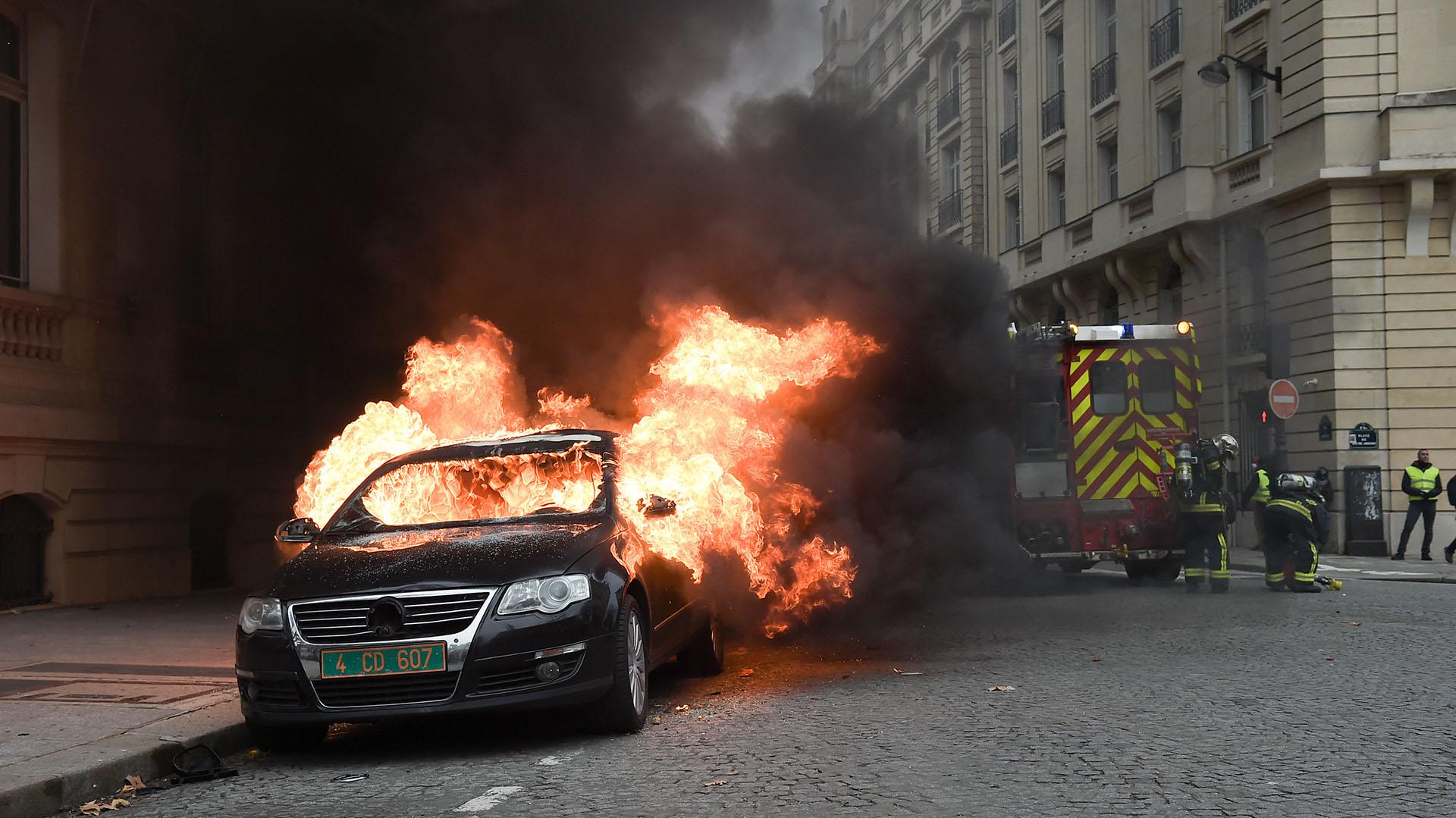 Hay al menos 30 heridos (AFP)