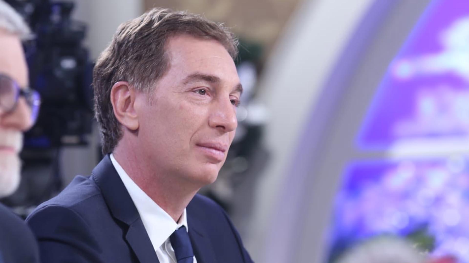 El vicejefe de Gobierno y ministro de Seguridad Diego Santilli