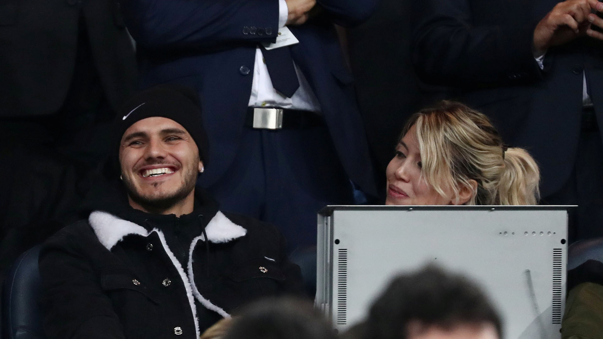 Icardi no juega desde el 9 de febrero (Foto: Reuters)