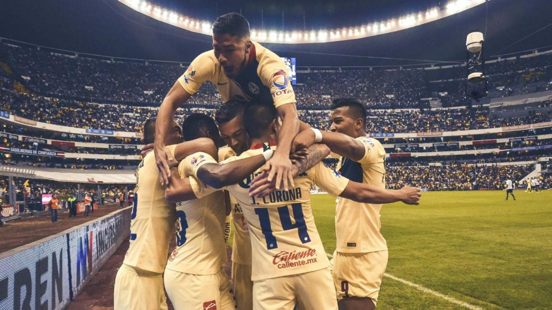 El Club América venció a Cruz Azul en la última final de la Liga MX (Foto: Twitter Club América)