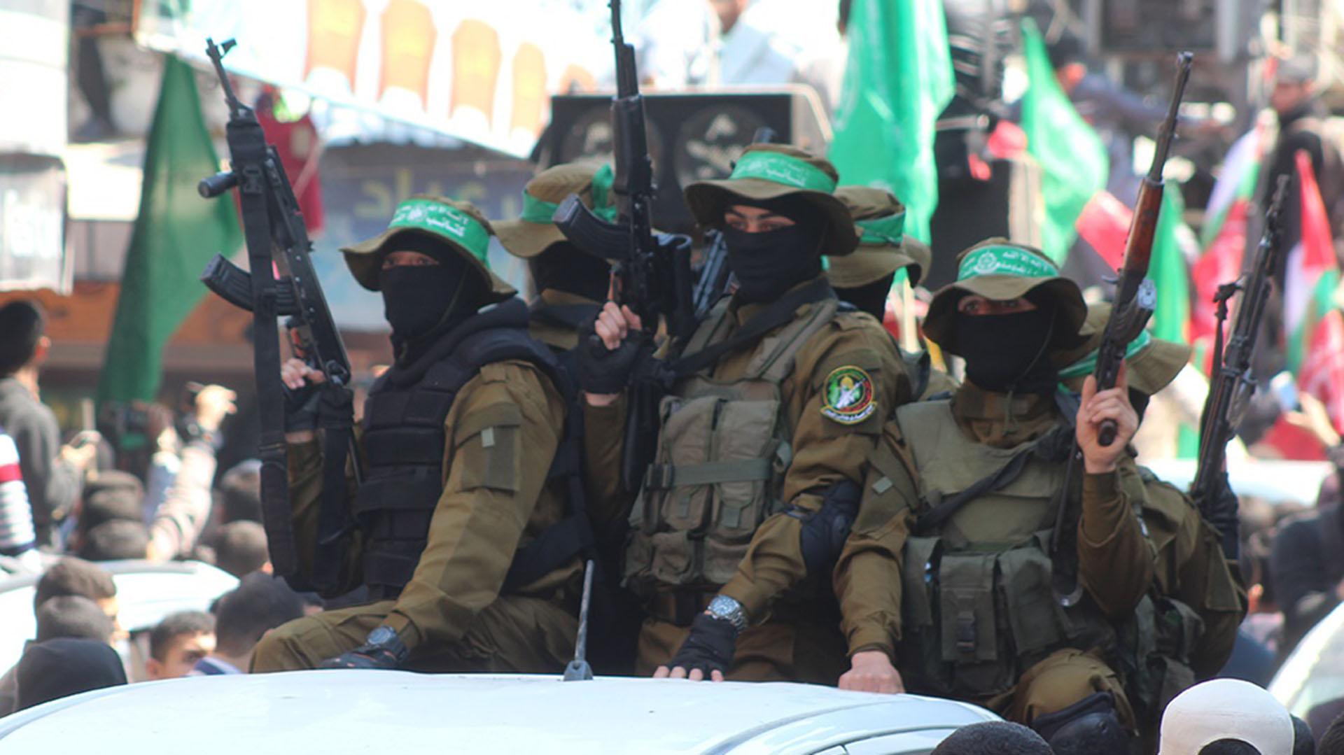 Hamas,otra organización que recibe el apoyo de Irán(Aurora)