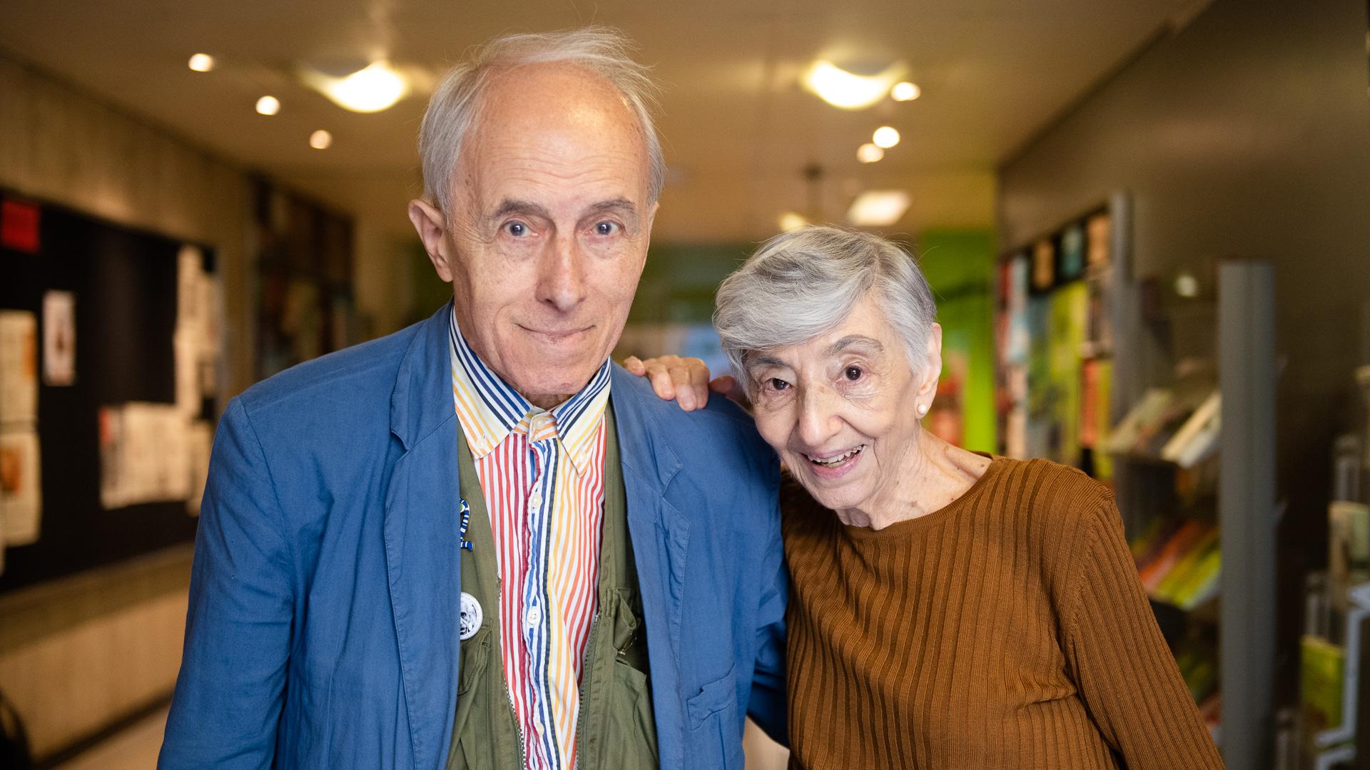 Jorge Zulueta y Margarita Fernández (Adrián Escandar)
