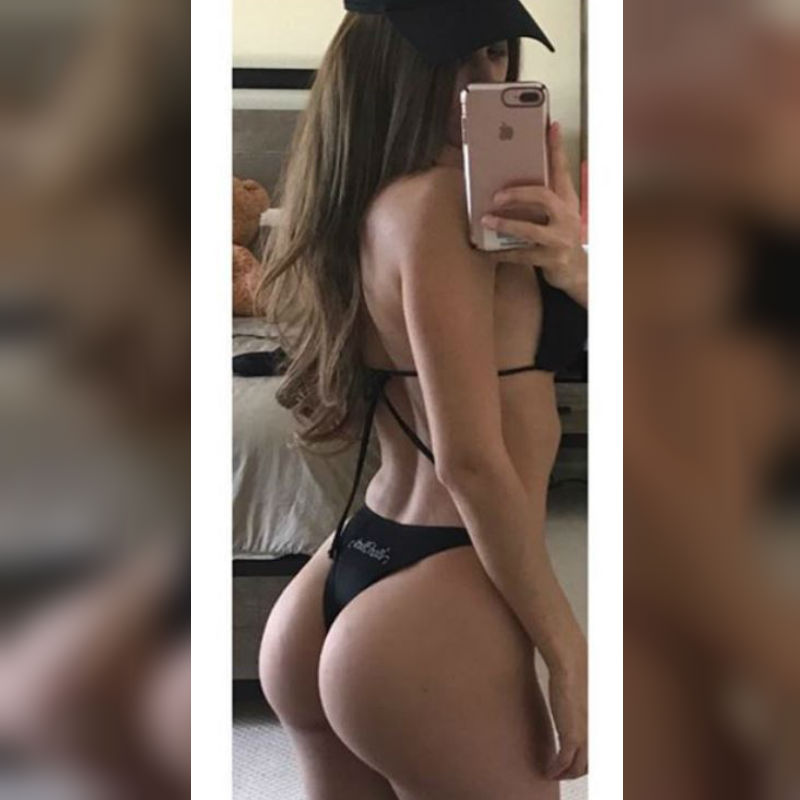 Yanet García da el pronóstico del clima en televisión, pero en redes sociales modela lo más sexy que puede (Foto: Instagram @iamyanetgarcia)