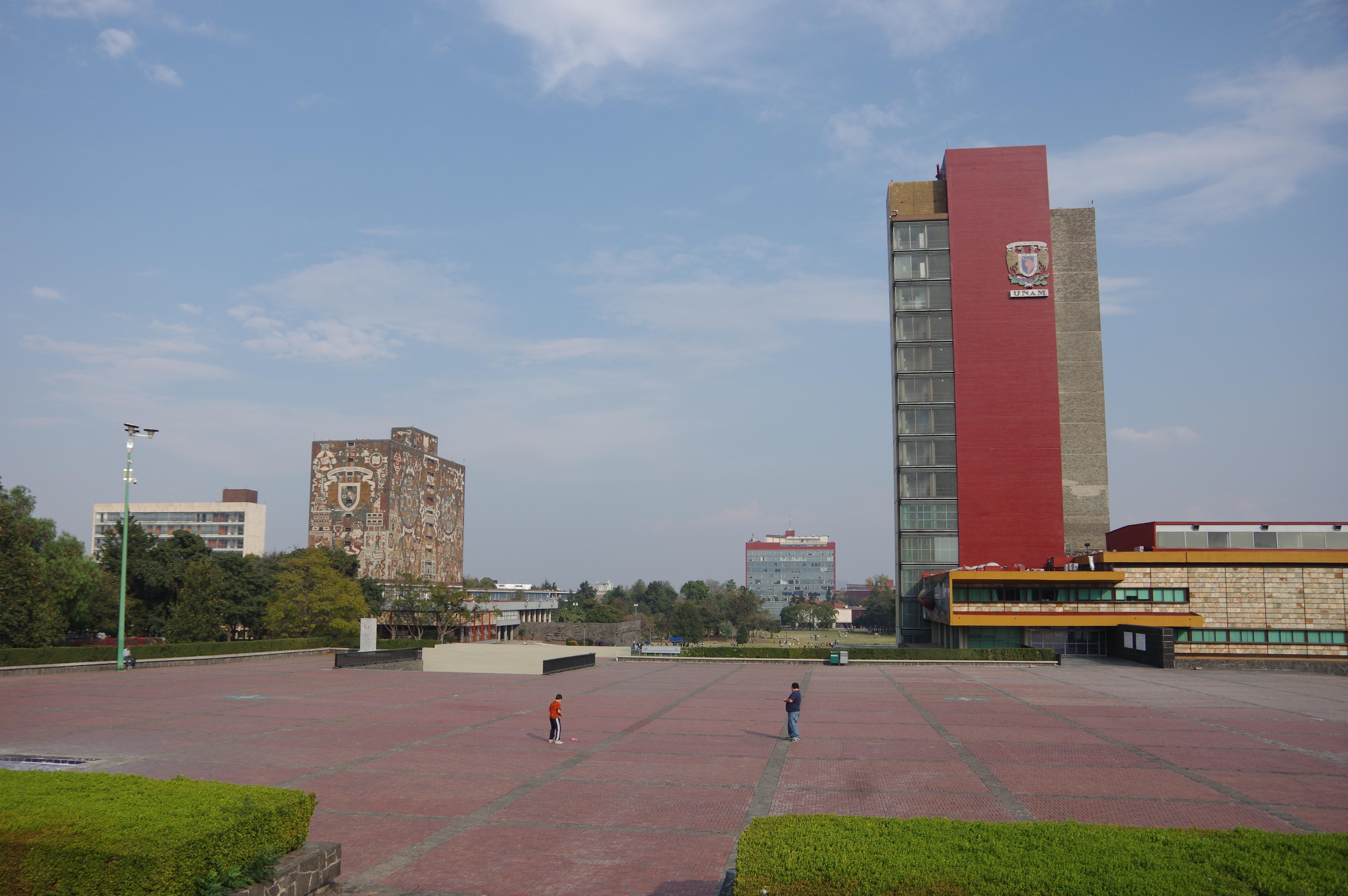 La Rectoría de laUNAM se encuentra en Ciudad Universitaria. (Foto: Archivo)