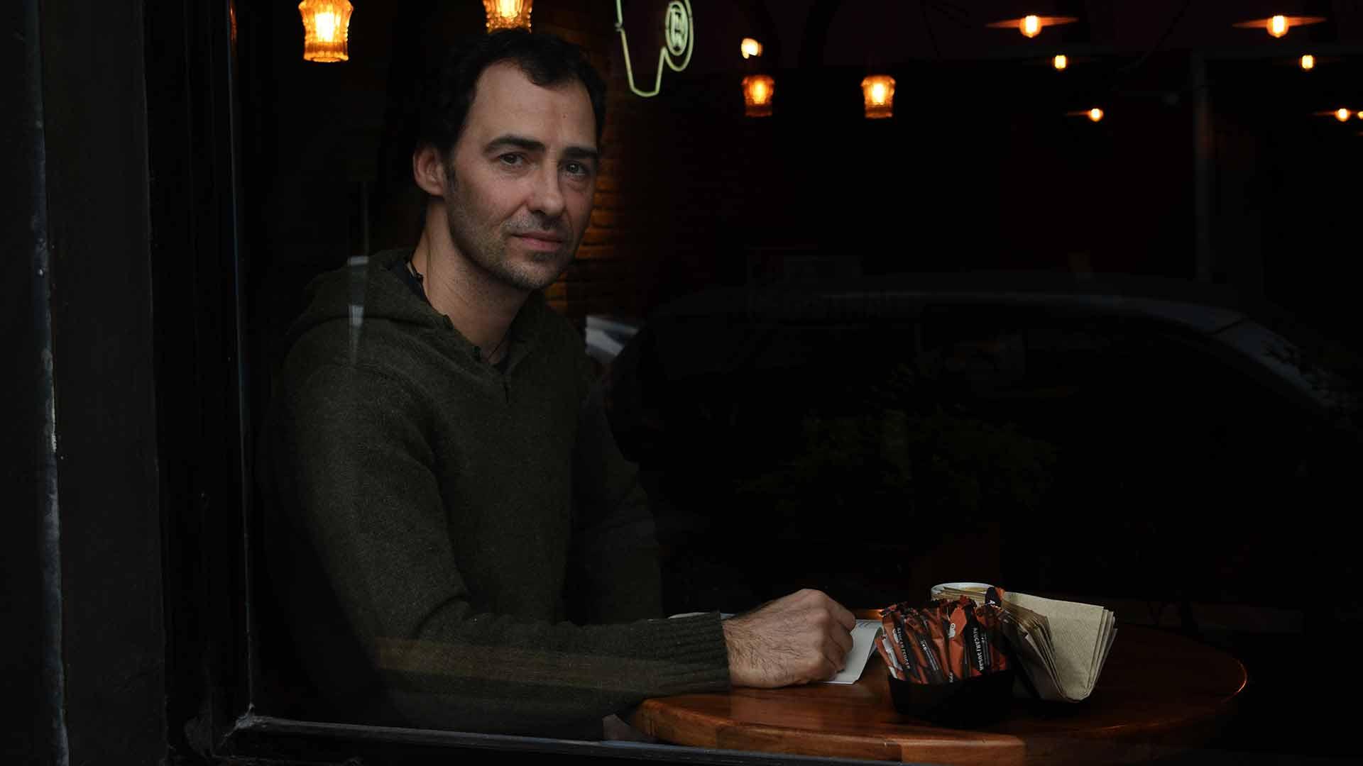 Pablo di Marco (Foto: Jazmín Teijeiro)