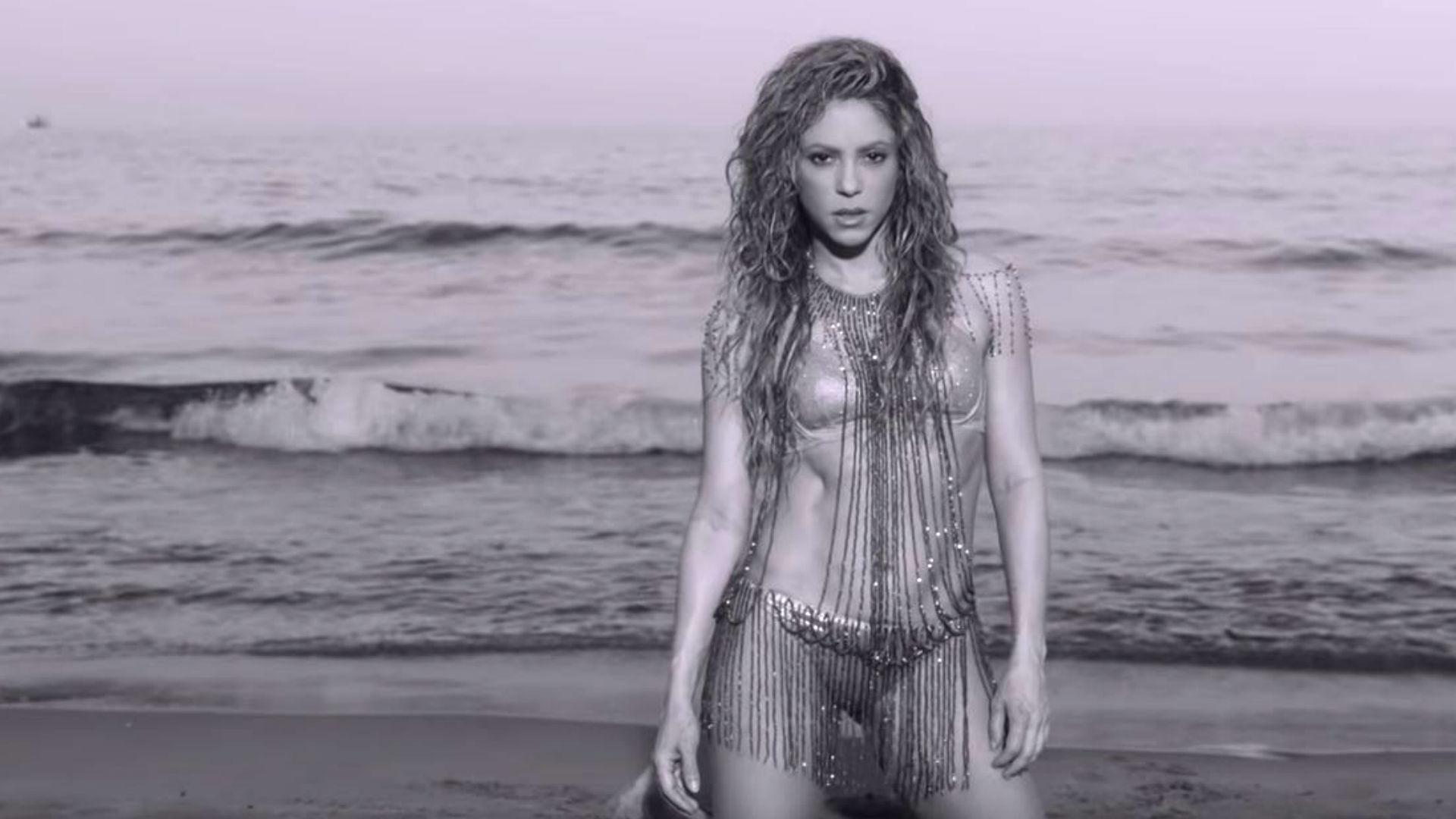 """Shakira recorrió el mundo en 2018 con su gira """"El Dorado"""" (Foto: YouTube Shakita)"""