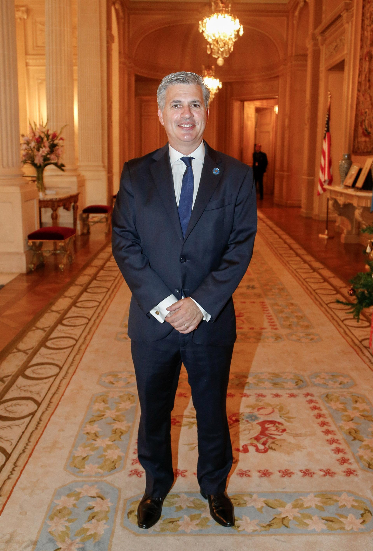 Marcelo Scaglione, representante de la Argentina ante la OCDE