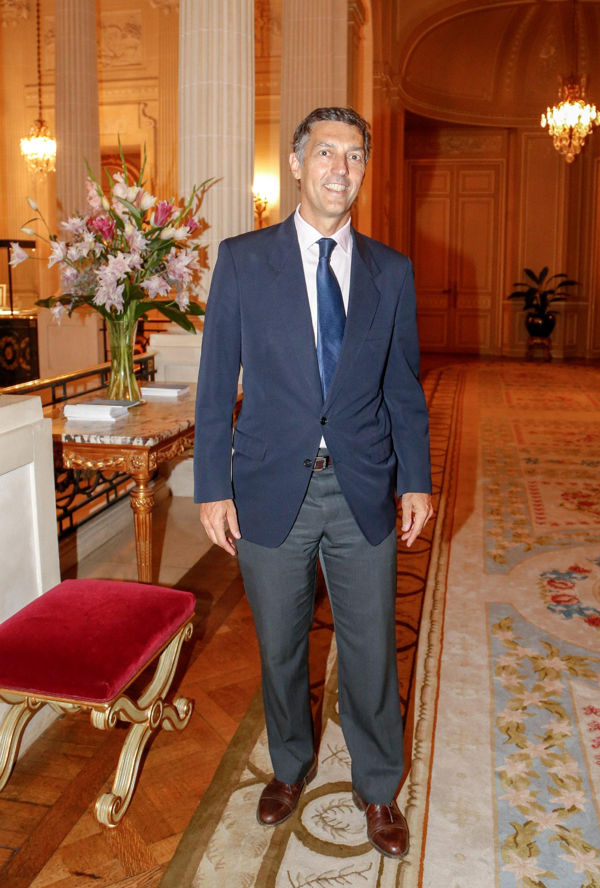 Facundo Gómez Minujín (JP Morgan y miembro del board de AmCham)