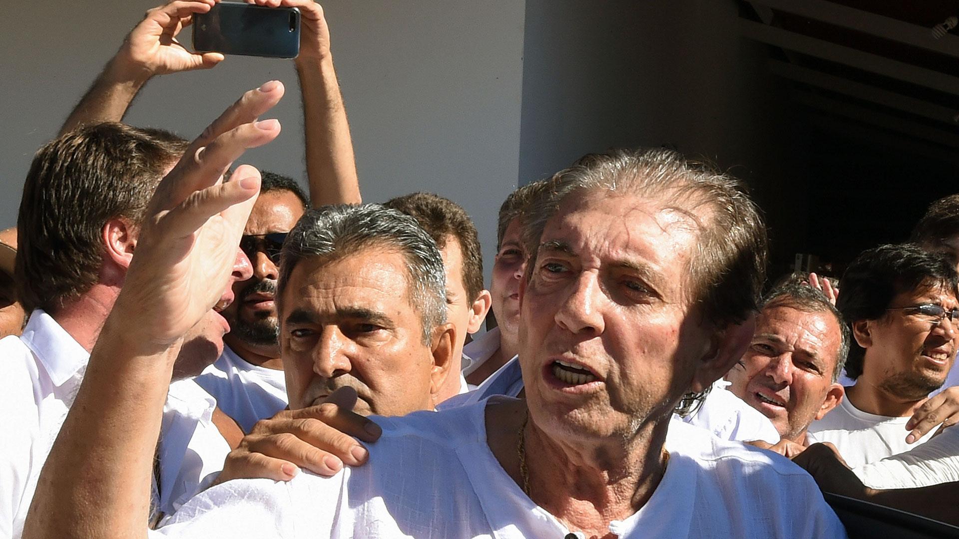 João de Deus (AFP)