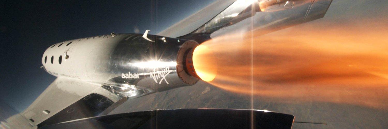 Durante un vuelo de prueba sobre el desierto de Mojave, Virgin Galactic alcanzó el espacio por primera vez con su vehículo suborbital VSS Unity
