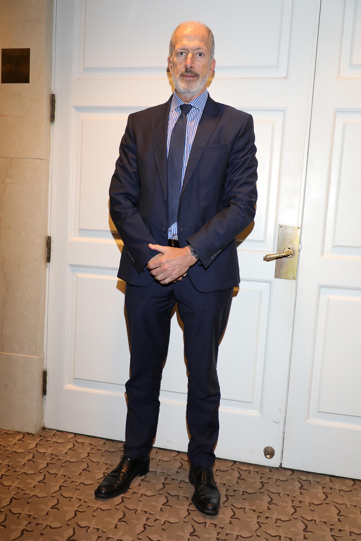 El presidente de la DAIA, Jorge Knoblovits