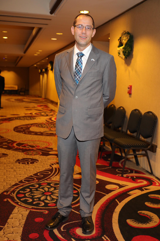 Ronen Krausz, Consejero Político de la embajada de Israel
