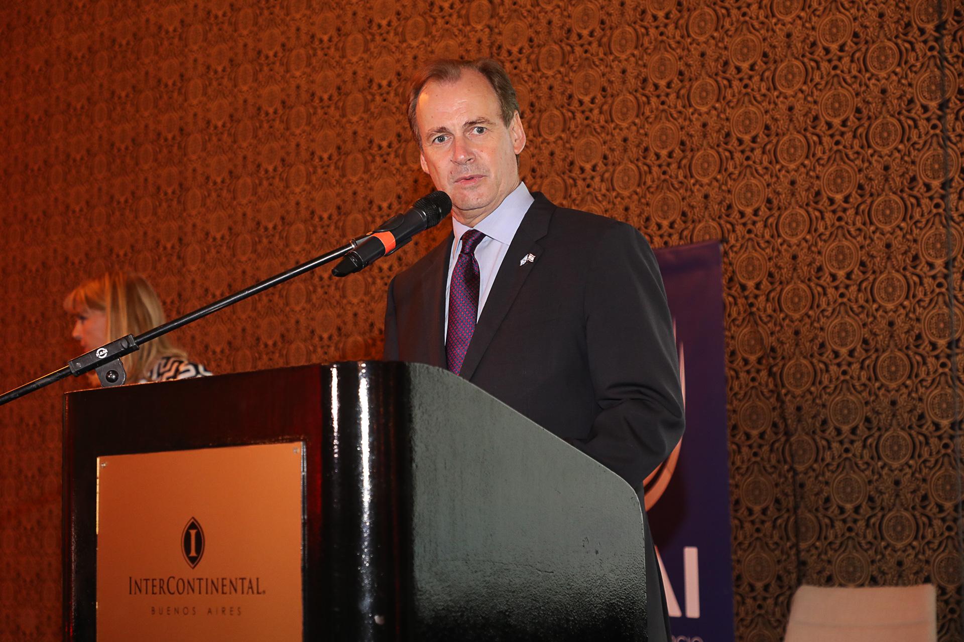 El discurso del gobernador Gustavo Bordet