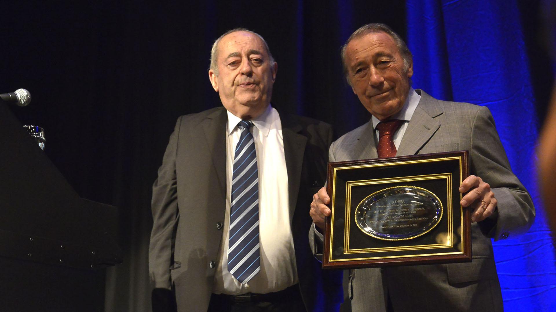 Guillermo Ignacio y José Ignacio López