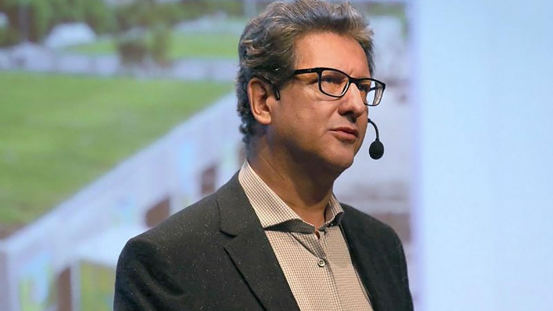 Pablo Di Liscia, presidente de IOMA desde diciembre de 2017, designado por el Ejecutivo provincial.