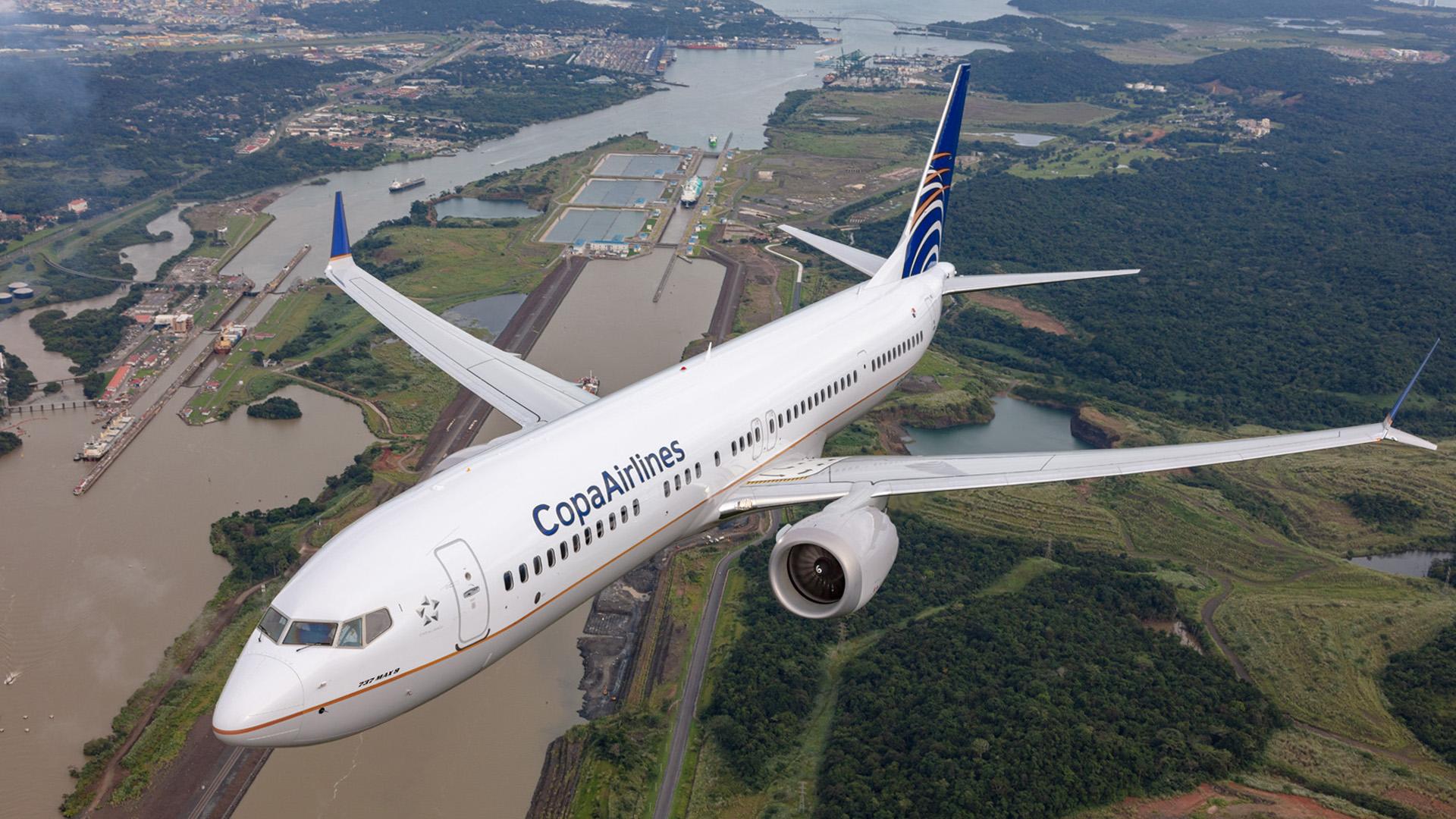 El nuevo MAX 9 de Copa Airlines se caracteriza por su confort, conveniencia y sostenibilidad. (Gentileza Copa Airlines)