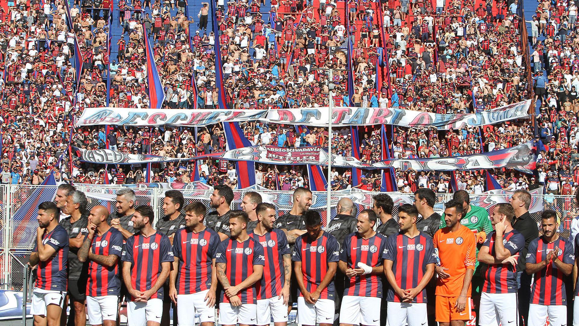 La base del plantel campeón de la Copa Libertadores del 2014 fue parte de un equipo (Matías Souto)