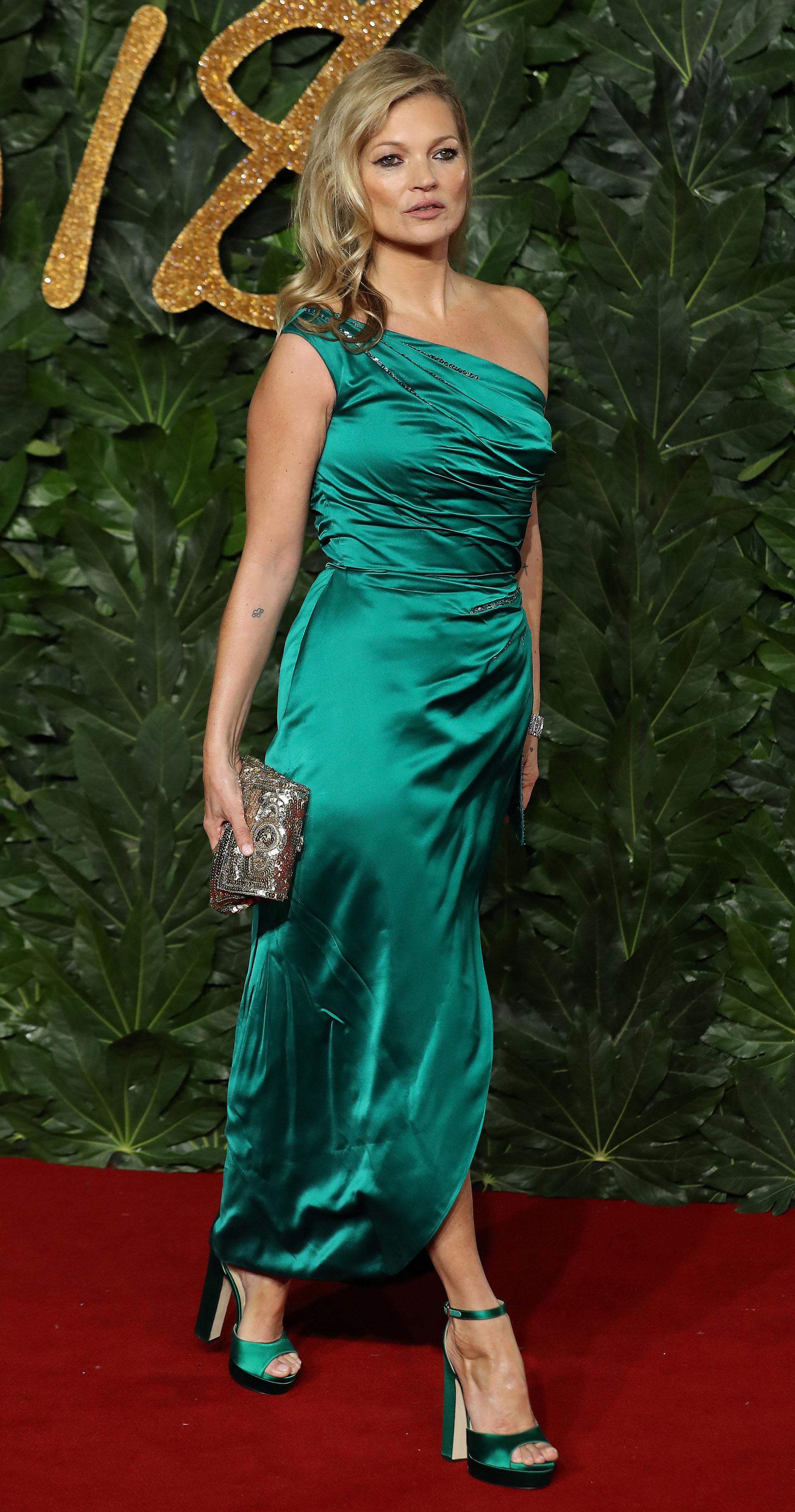 La belleza intacta de Kate Moss