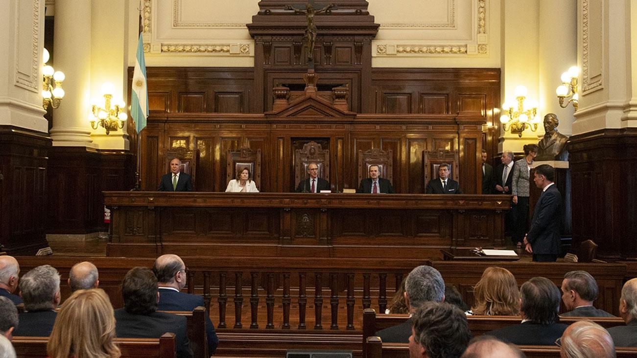 El fallo contará con los votos positivos de los jueces Maqueda, Lorenzetti y Rosatti