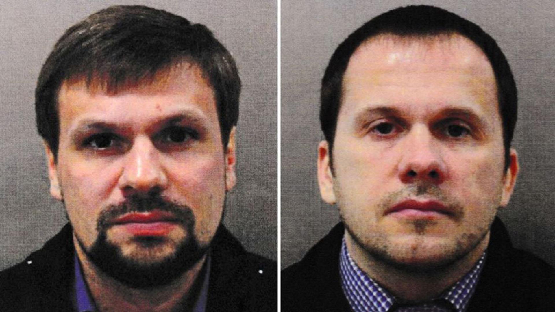 Espía ruso envenenado
