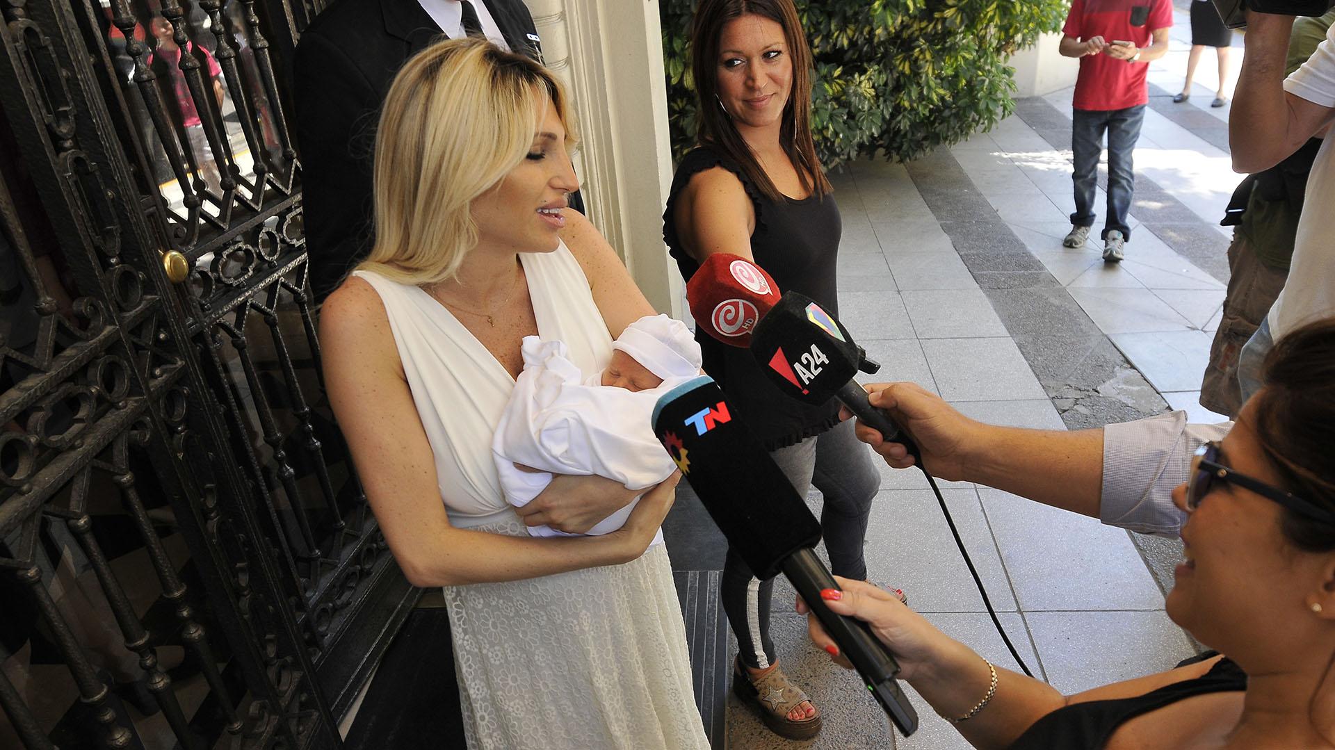 Victoria Xipolitakis (Fotos: Teleshow)