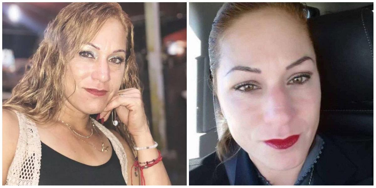 La alcaldesa presuntamente fue asesinada por un contratista (Fotos: @enriquezocaloSA y @daniiiel50)