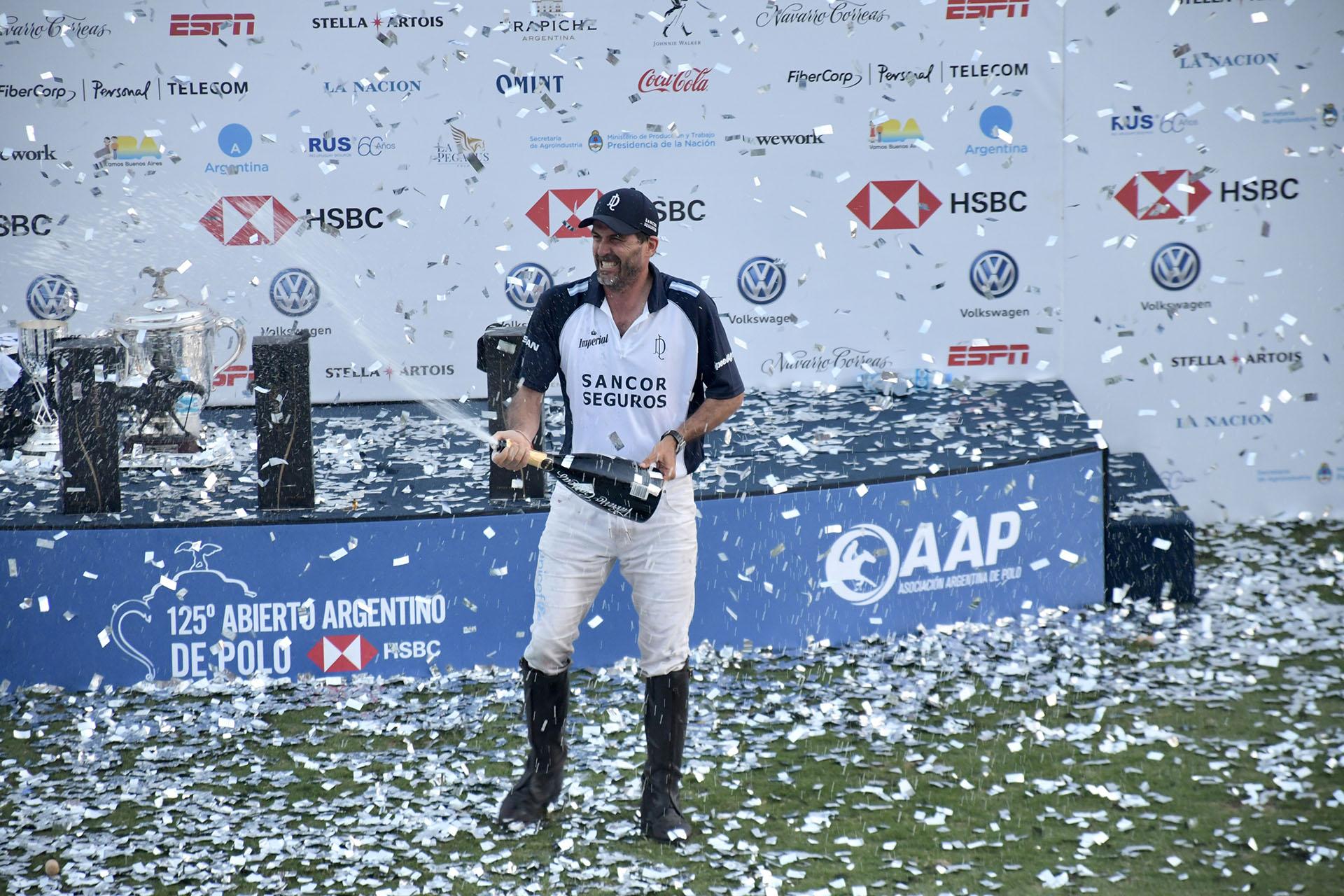El gran ganador: Adolfo Cambiaso