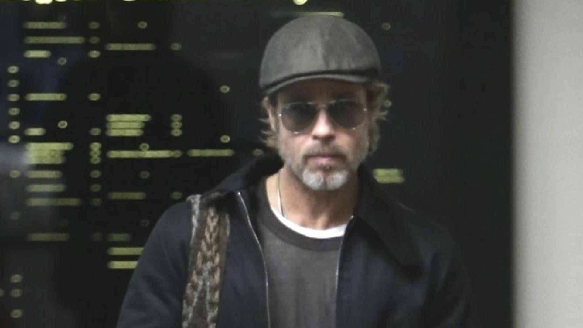 Brad Pitt (Grosby Group)