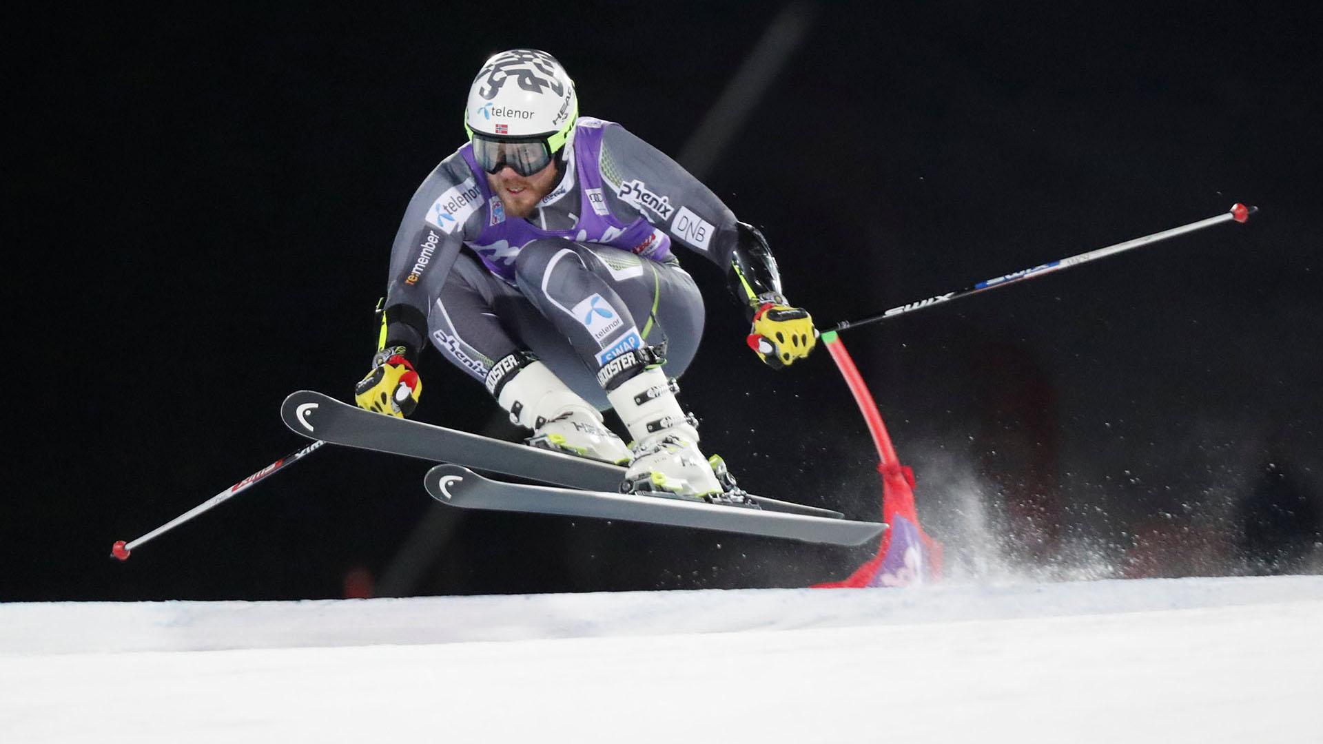 El noruego Kjetil André Aamodt es el que más medallas adquirió a lo largo de la historia: 12 (REUTERS)