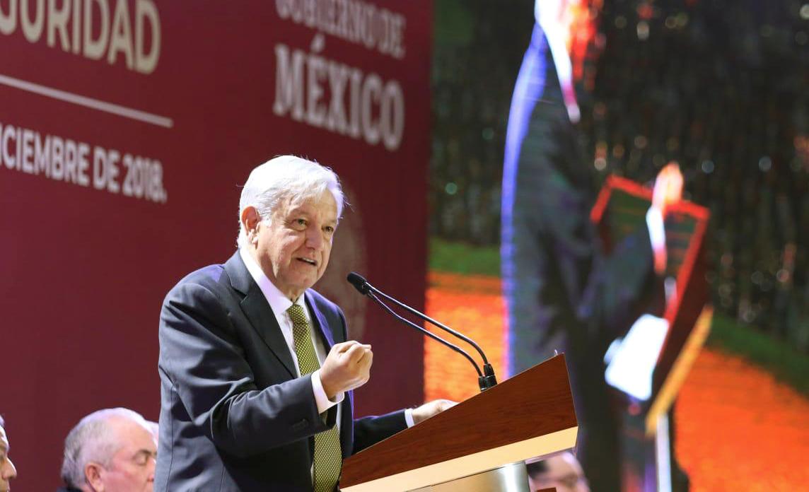 López Obrador anunciará la próxima semana el plan para abatir el robo de combustible en México. (Foto: Presidencia de la República)