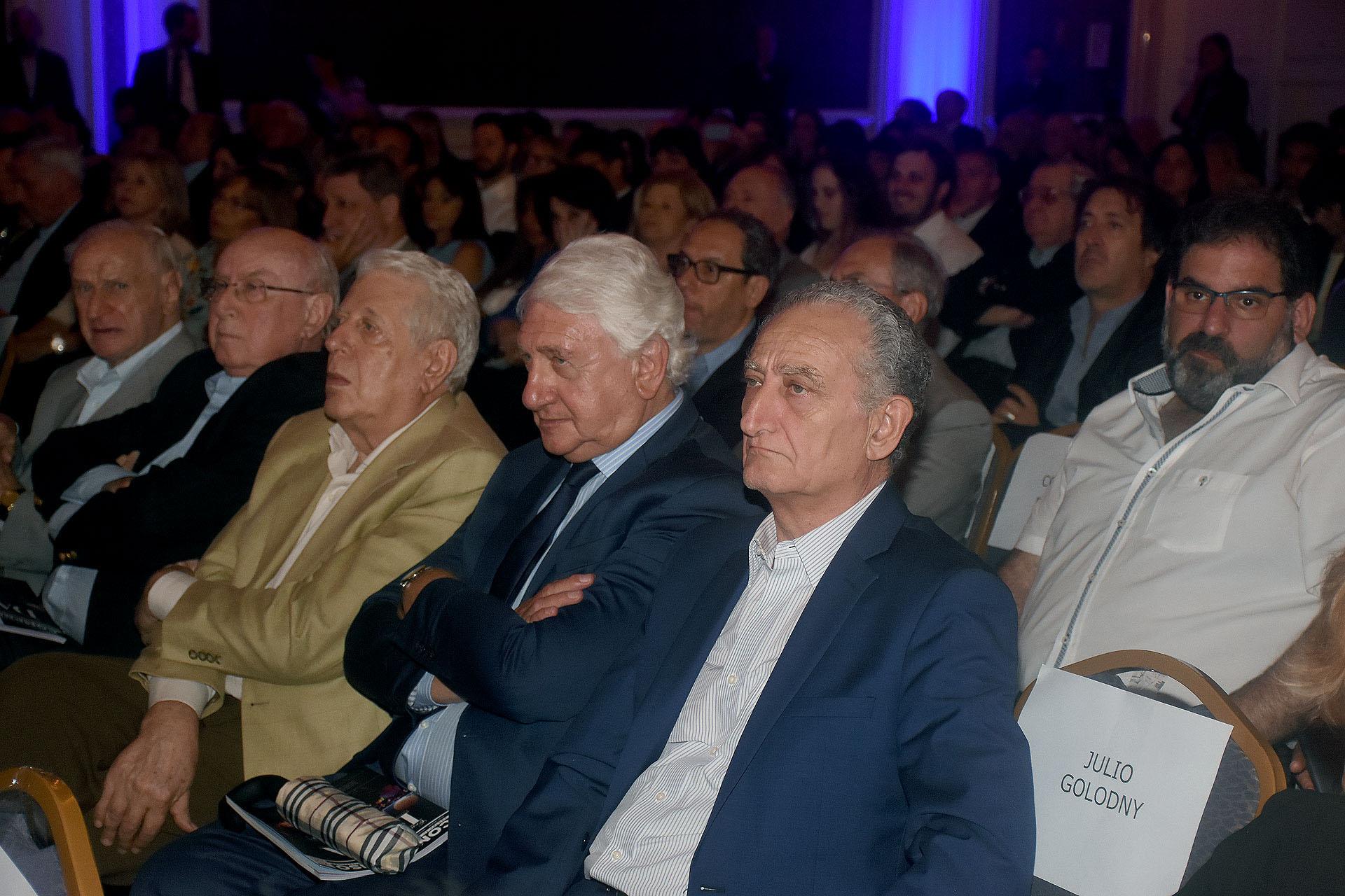 El ex presidente de la DAIA, Aldo Donzis