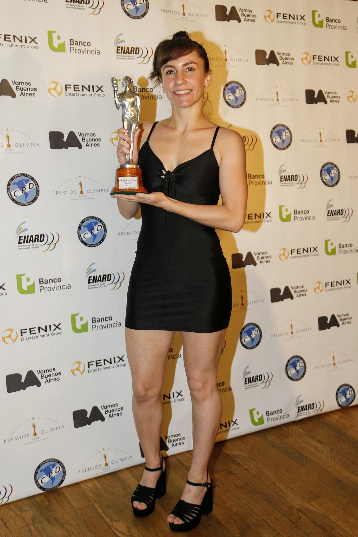 Yamila Benítez, Olimpia de Plata en karate
