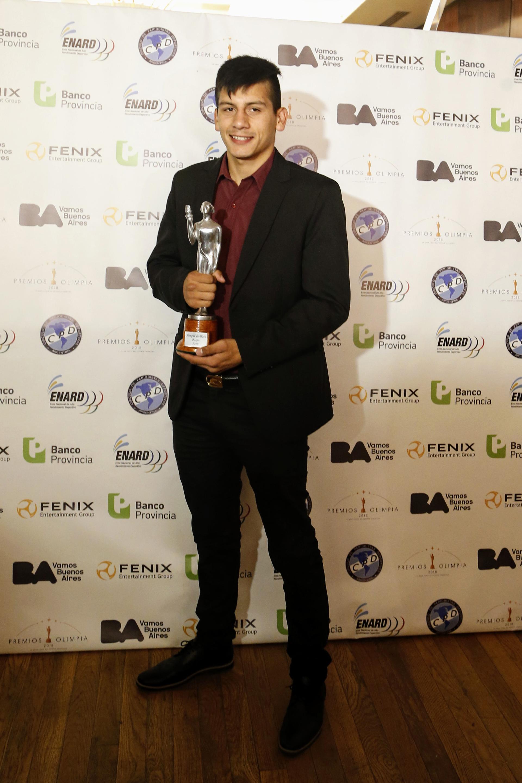Brian Arregui, Olimpia de Plata en boxeo