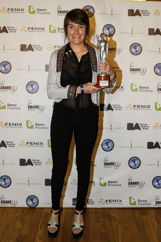Romina Bollatti, Olimpia de Plata en bochas