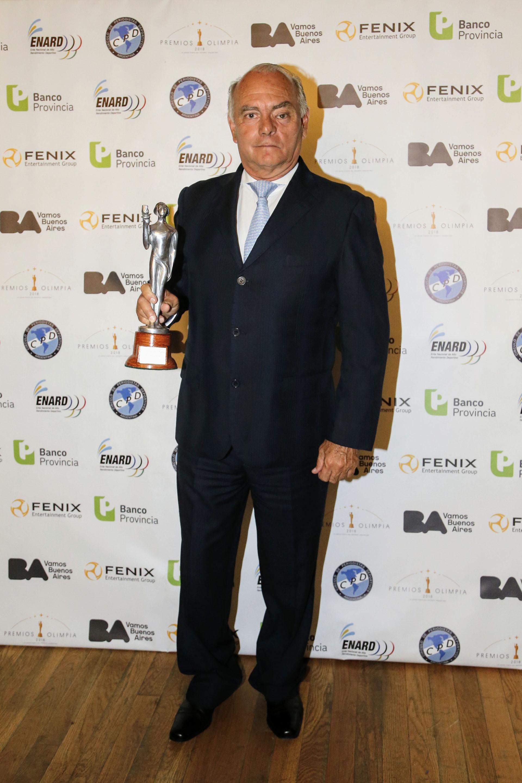 Luis Magnasco, Olimpia de Plata en equitación
