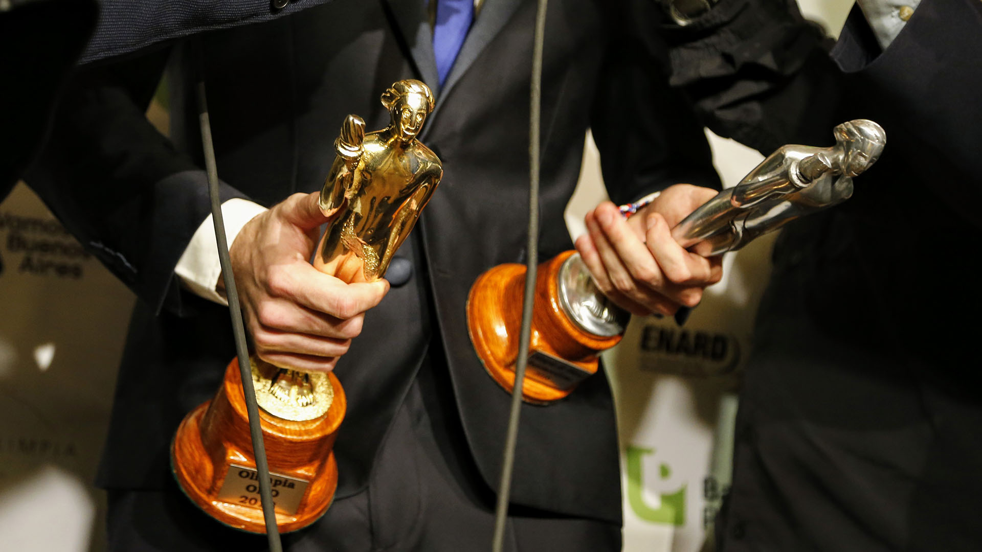 Los premios Olimpia que obtuvo Agustín Canapino