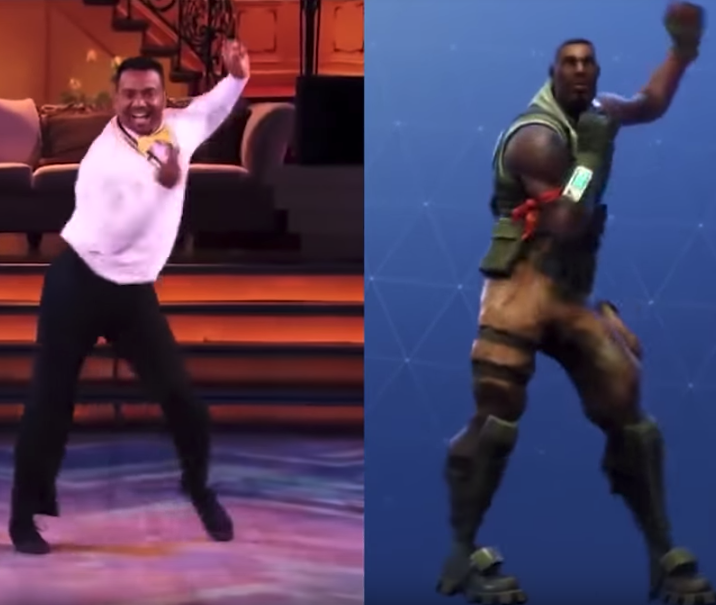 "Alfonso Ribeiro interpretó a Carlton Banks en la serie de The Fresh Prince of Bel Air y su personaje se hizo reconocido por el baile del tema ""It's not unusual"" de Tom Jones"