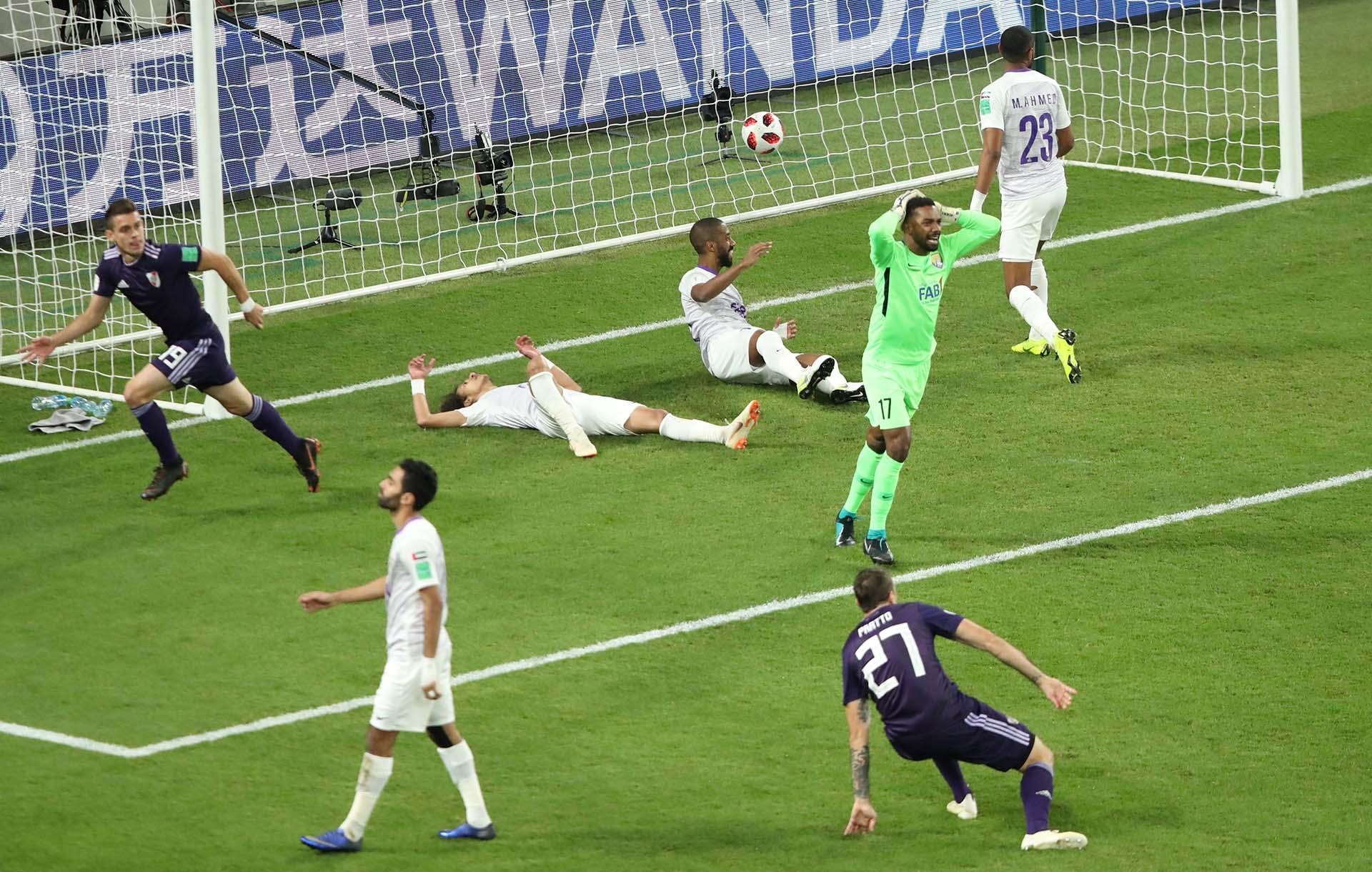 La escena que derivó en el 1 a 1 y le llevó tranquilidad a Marcelo Gallardo