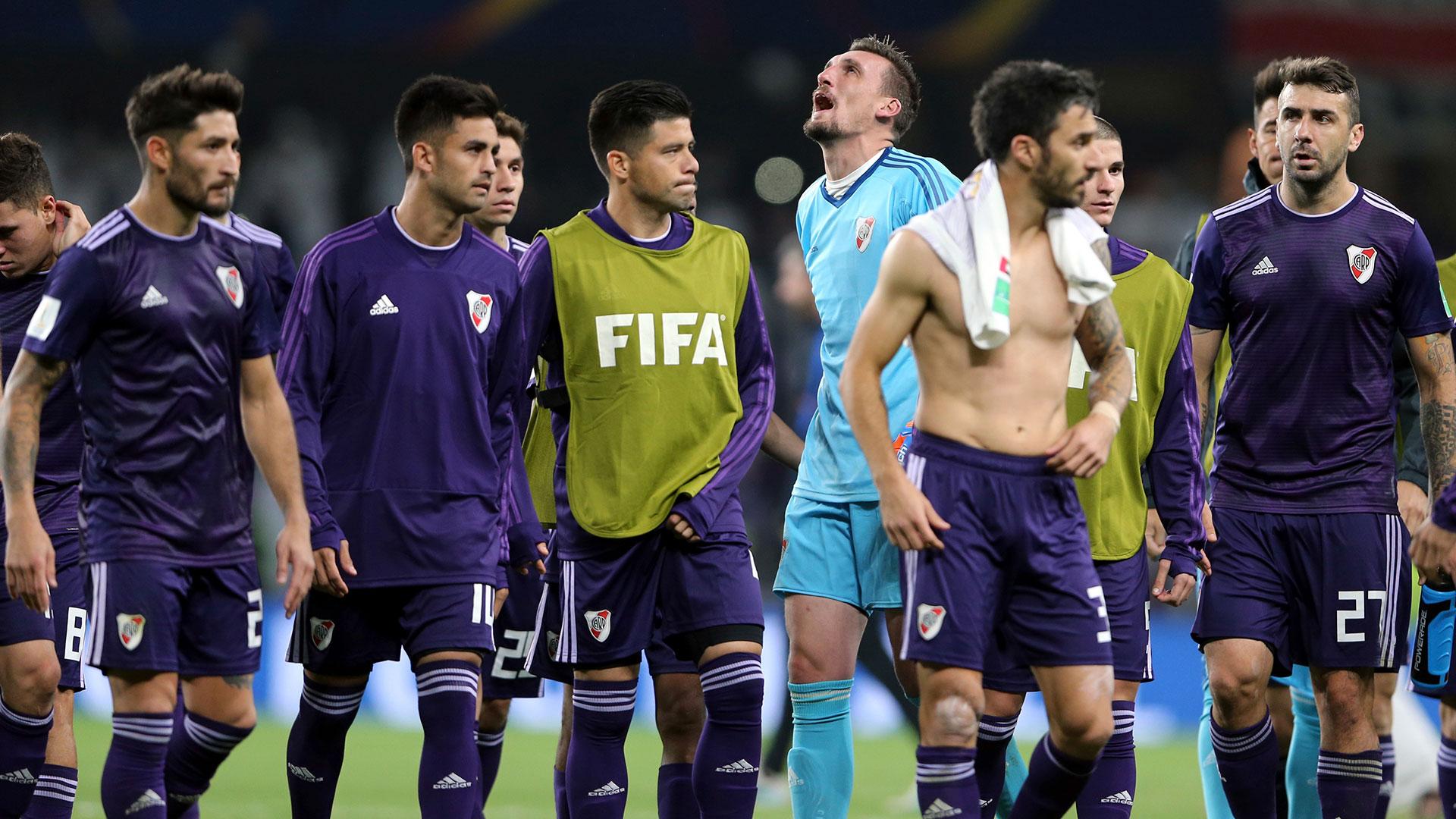 River se transformó en el primer equipo argentino que no accede a la final del Mundial de Clubes y el cuarto sudamericano que sucumbe en la semifinal