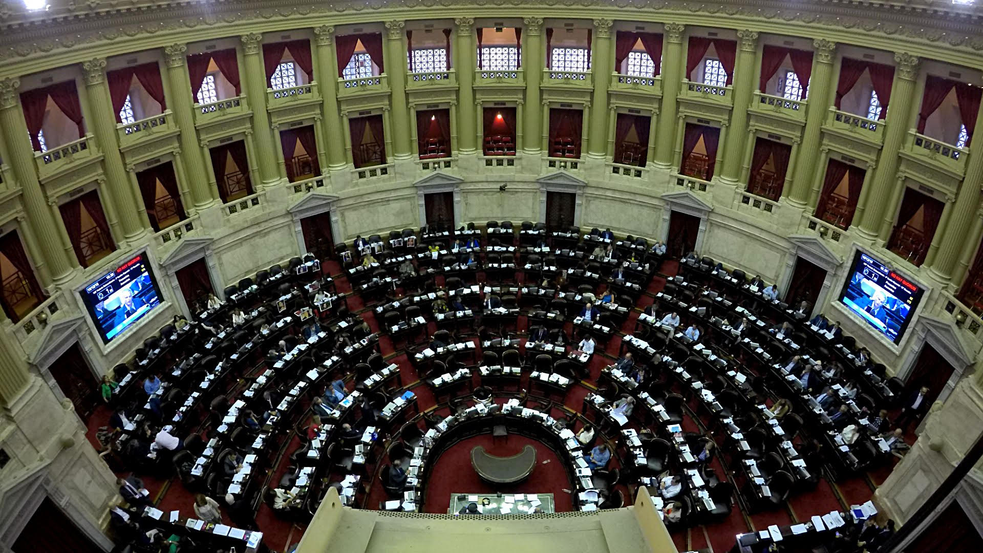 Se espera que el Congreso tenga menos actividad por el año electoral (Gustavo Gavotti)