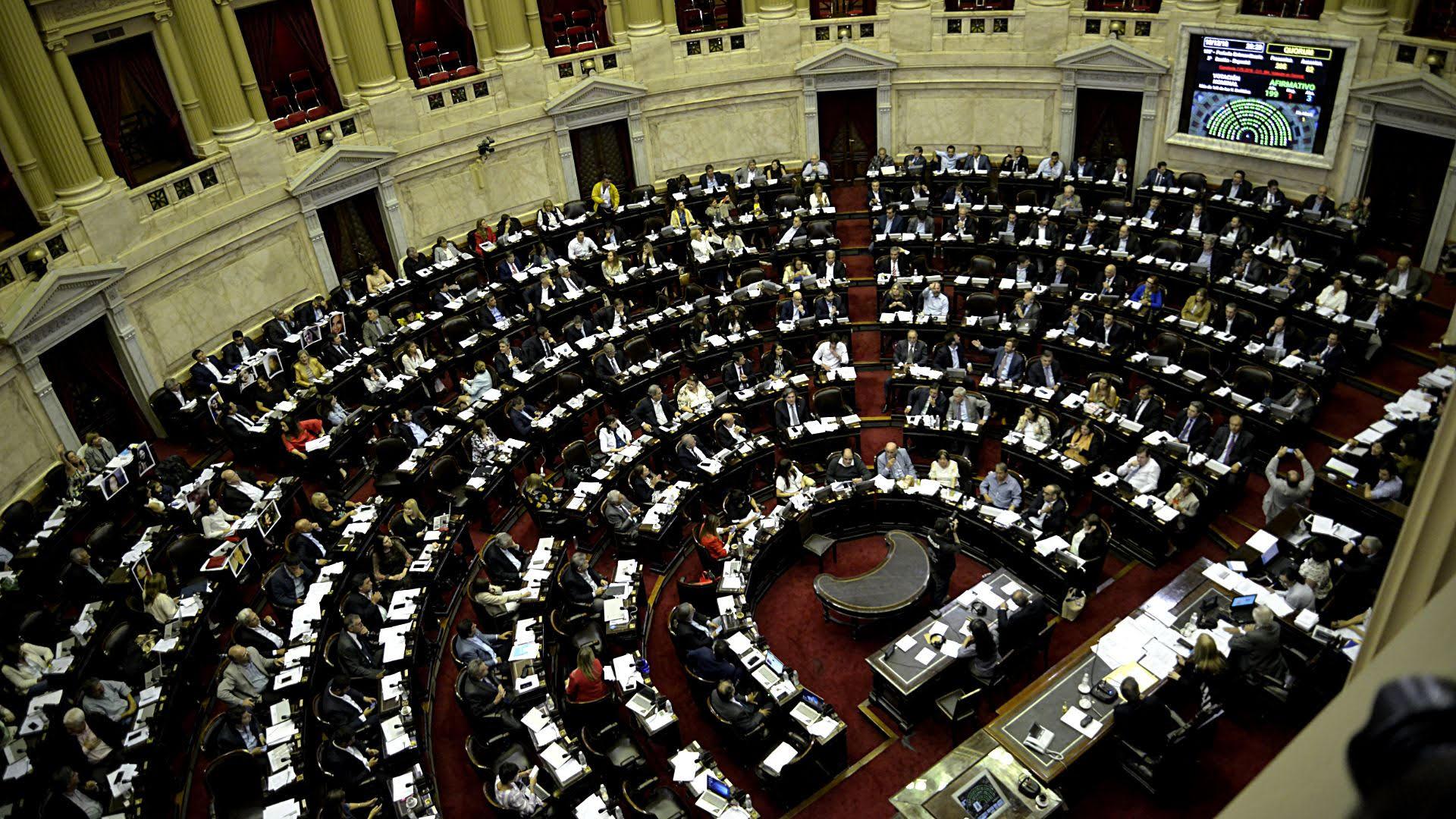 La primera sesión en Diputados será el 27 de marzo (Gustavo Gavotti)