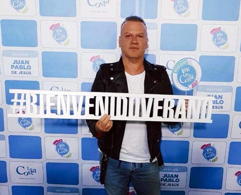 El empresario Leandro Rud
