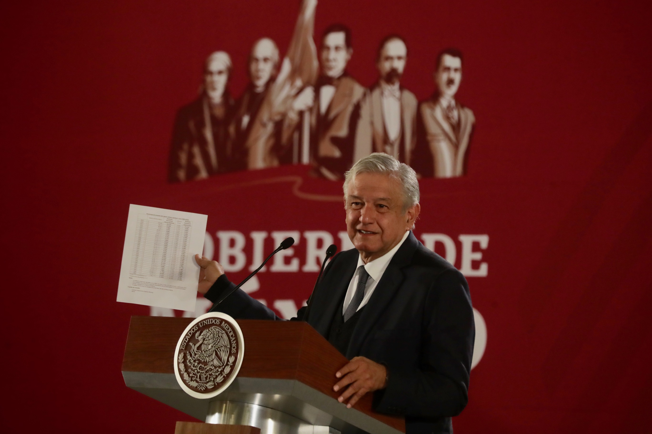 Gobierno reducirá gastos para conservar presupuesto de universidades públicas (Foto: lopezobrador.org.mx)