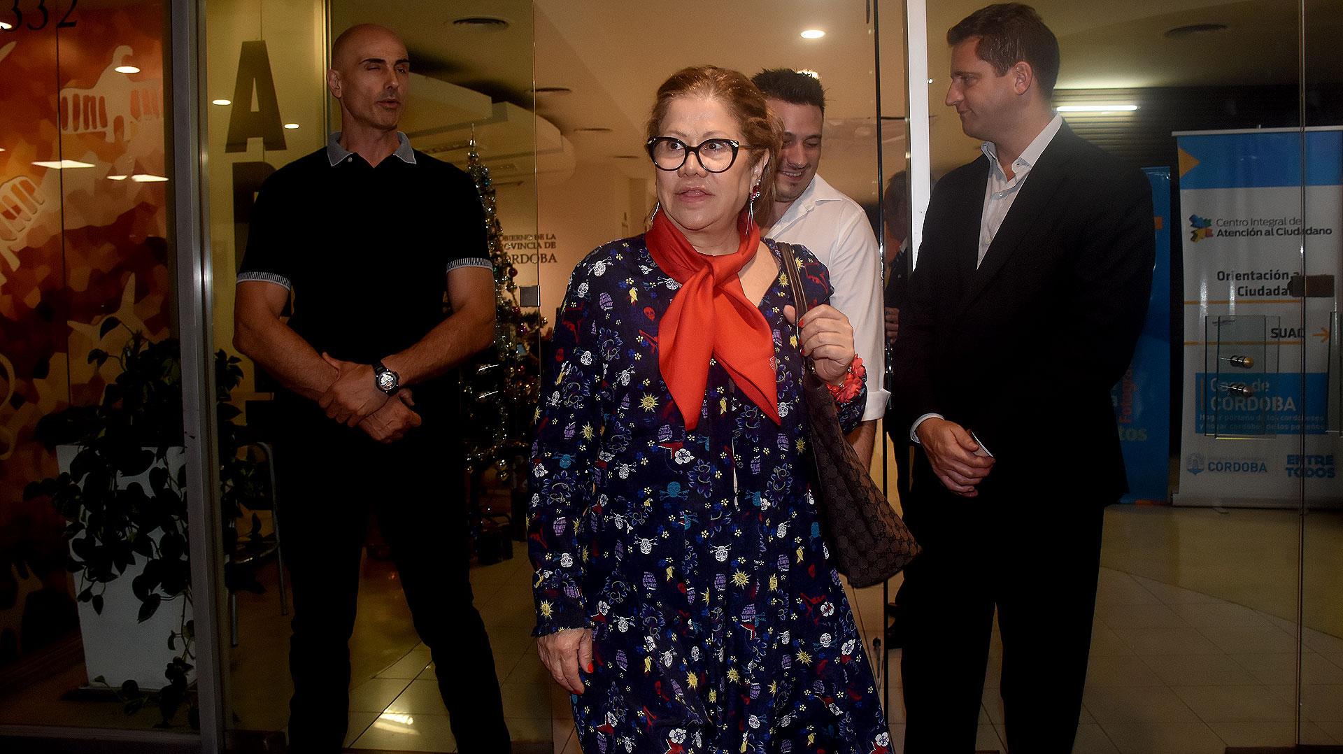 La diputada Graciela Camaño