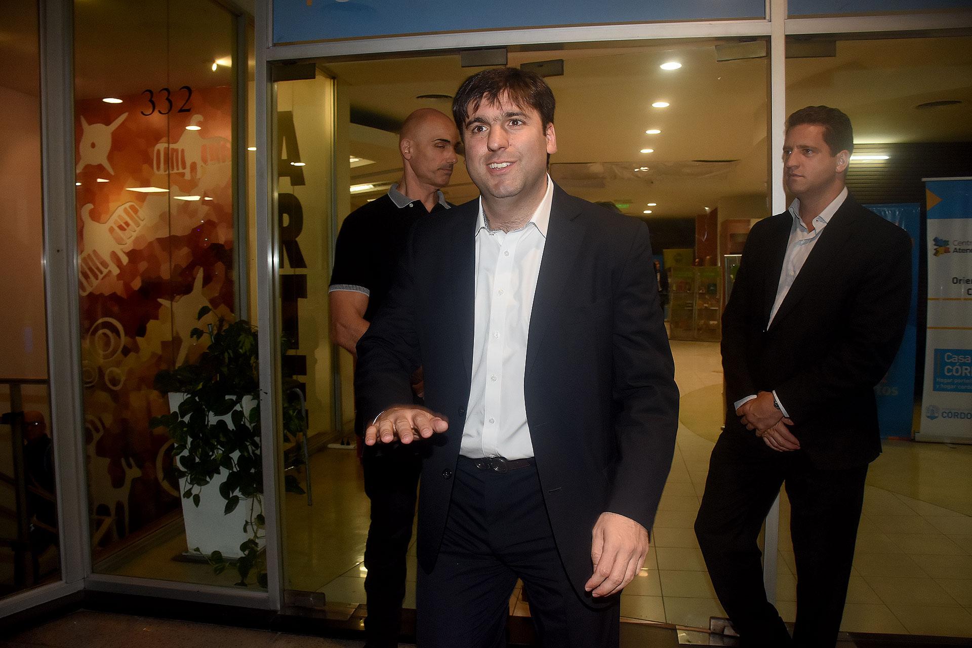 El diputado nacional Diego Bossio