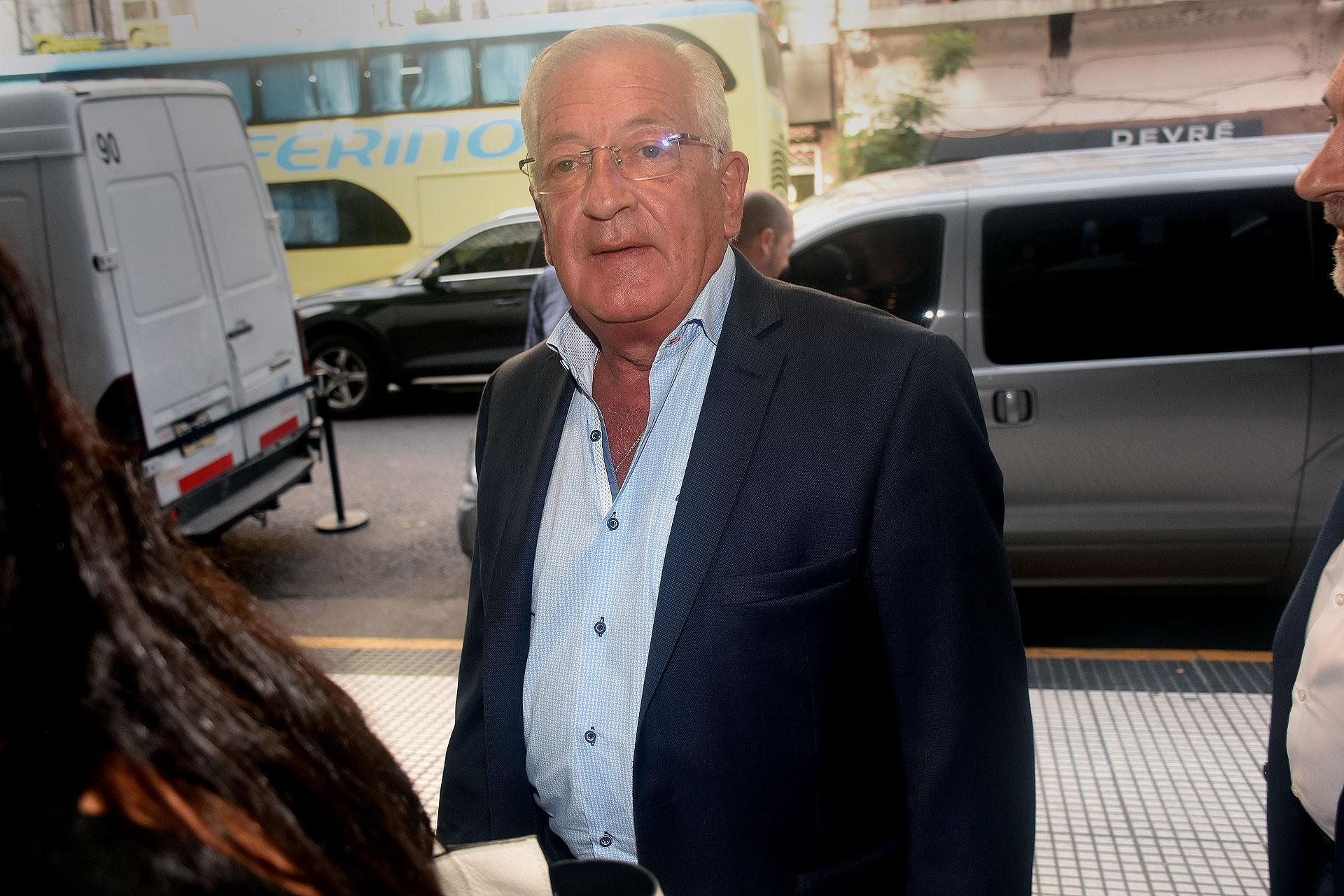 El ex gobernador de Jujuy Eduardo Fellner