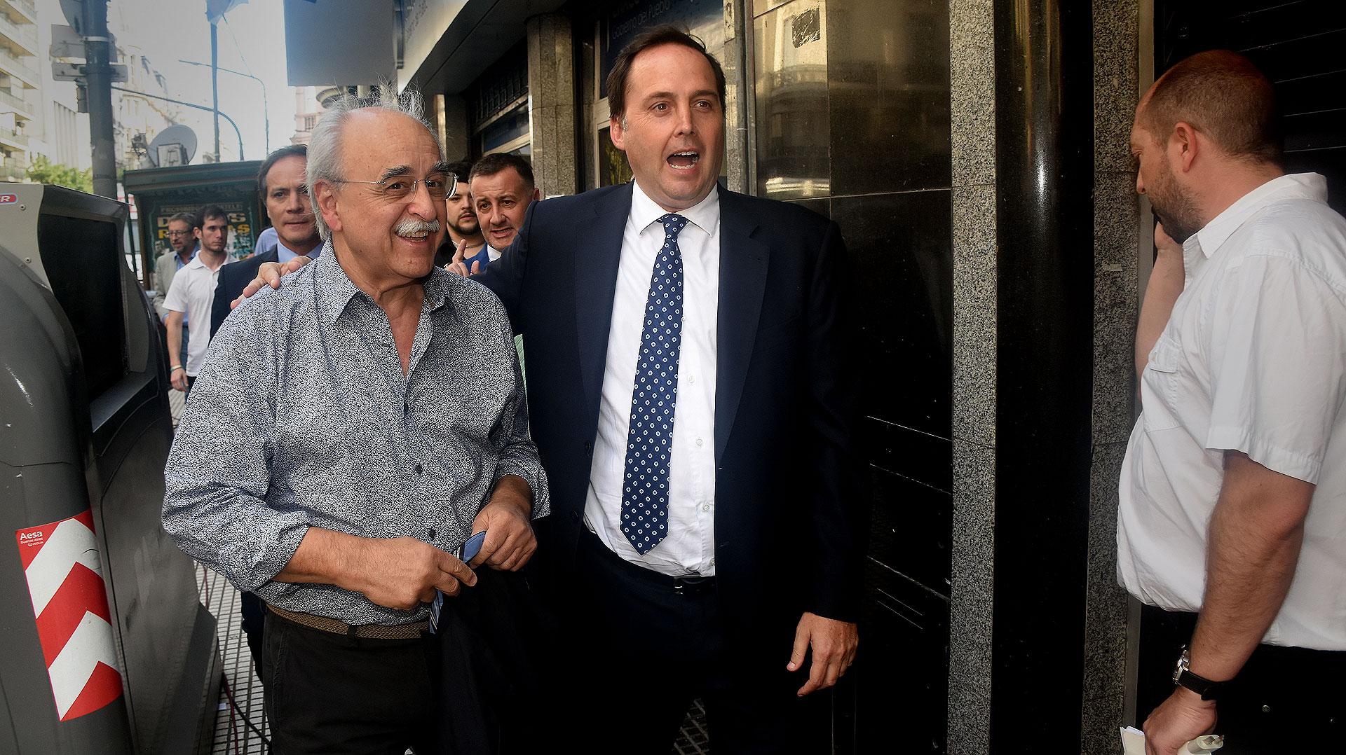 El senador de Catamarca Dalmacio Mera